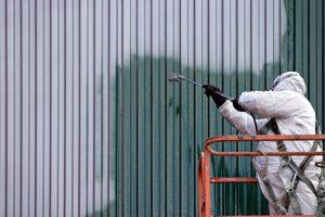 Industrial Painters Exterior